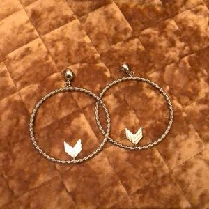 Melody Ehsani earrings